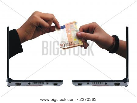 Conceptual Photo About E-Commerce