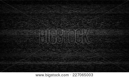 Static Tv Noise, Bad Tv Signal, Black And White, Monochrome.television Noise, Interfering Signal.bla