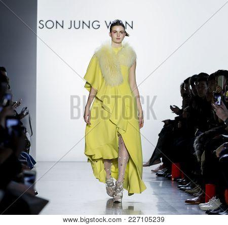 Son Jung Wan Fw18