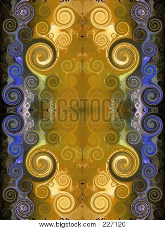 Background Carpet Illustration