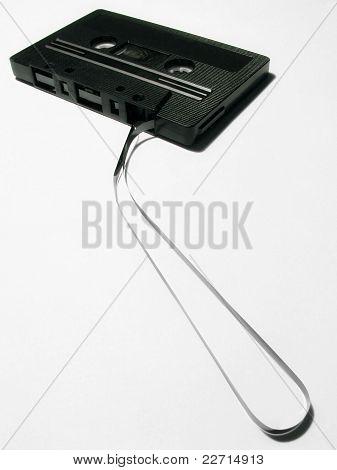 Vintage audio tape