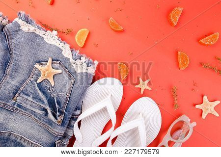 Summer Woman Outfit