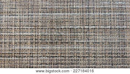 Colorful Abstract Intertwined Seamless Background. Rattan Seamless Colored Braided Texture Pattern