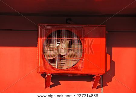 Hvac Steel Air Conditioning And Ventilation Systems