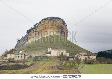 San Pantaleon De Losa, Castilla Y Leon, Spain