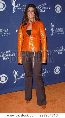 LOS ANGELES - MAY 24:  Kellie Coffey arrives to the Academy of Country Music Awards  on May 24, 2004 in Las Vegas, NV