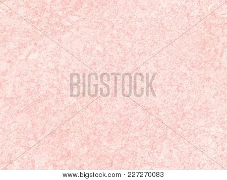Natural Pink Seamless Granite Stone Texture Pattern Background. Natural Rose Granite Seamless Stone