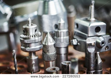 Tools for metalworking in factory