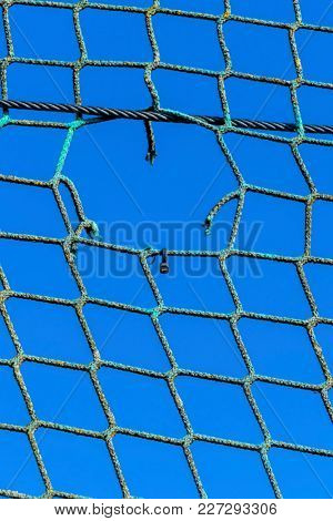 hole in a net
