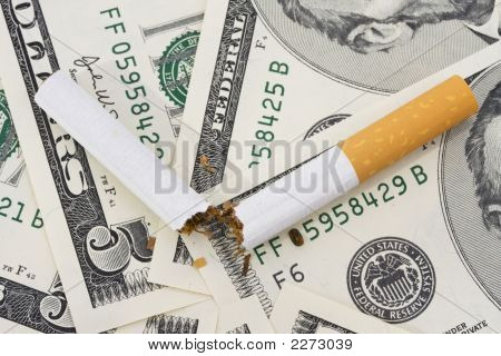 Cost Of Smoking