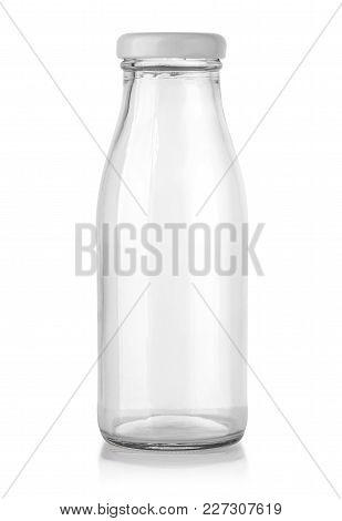 Glass Bottle Isolated