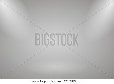 Grey Gradient Abstract Background.grey Gradient Abstract With Spotlights. Background Gray Gradient V