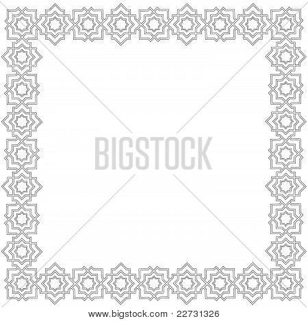 Agra Simple Frame