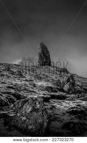 The Old Man Of Storr, Isle Of Skye, Scotland
