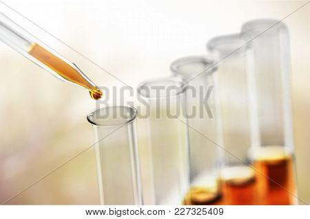 Tube Lab Laboratory Science Glass Transparent Equipment