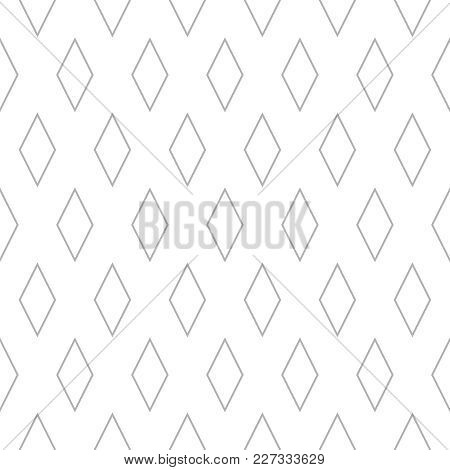 Tile Grey And White Vector Pattern Or Website Background