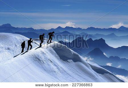 Mountaineering , Hiking , Activity ,peak Success ; Peak Mountaineers