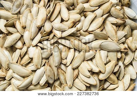 Pumpkin Seeds, Pan Roasted In A Way To Be Consumed Fresh, Pumpkin Seeds For Health,