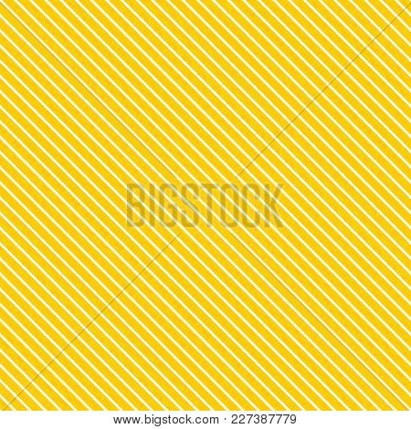 Tile Yellow And White Stripes Summer Vector Pattern Or Vector Background
