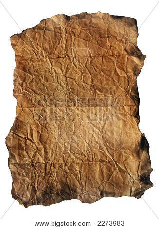 Vintage  Parchment Background