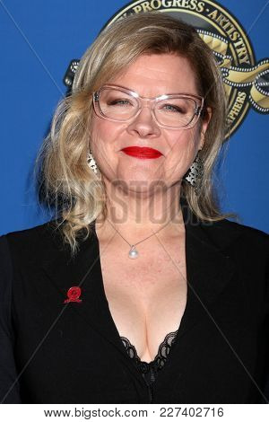 LOS ANGELES - FEB 17:  Mandy Walker at the 32nd American Society of Cinematographers Awards at Dolby Ballroom on February 17, 2018 in Los Angeles, CA