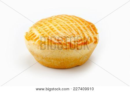 Empada, traditional Brazilian snack