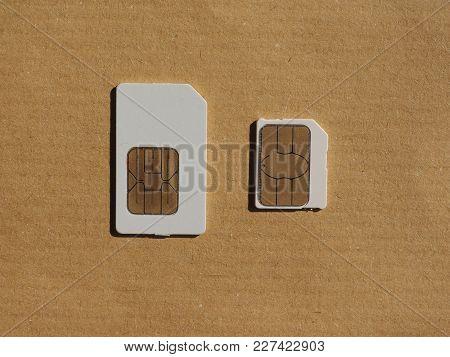 Sim And Usim Card Used In Phones