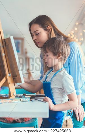 Drawing people in the creative studio