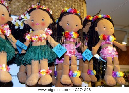 Hula Dolls For Sale