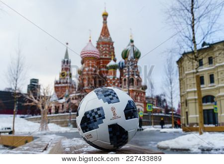 November 4, 2017 Moscow, Russia. The Stands Of The Luzhniki Stadium In Moscow, Where The Matches Of