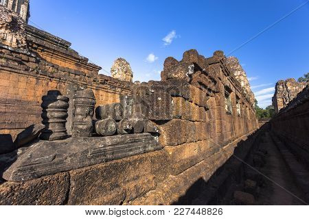 Pre Rup Angkor Wat Siem Reap Cambodia South East Asia Is A Hindu Temple At Angkor, Cambodia, Built A