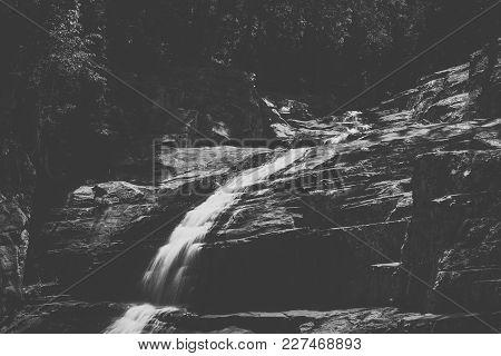 Cedar Creek In Samford, Queensland.
