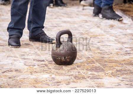Weight In Hand, Sport For The Strong, Competitions In Weight Lifting