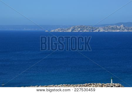 The Mediterranean Sea From The Perspective Of France
