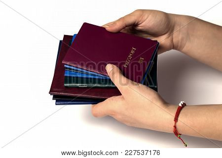 Documents In Hand