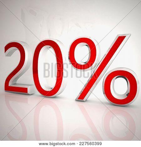 20 Per Cent