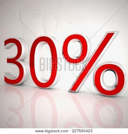 30 Per Cent