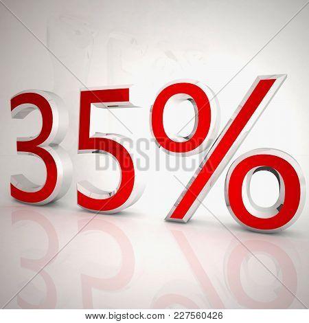 35 Per Cent