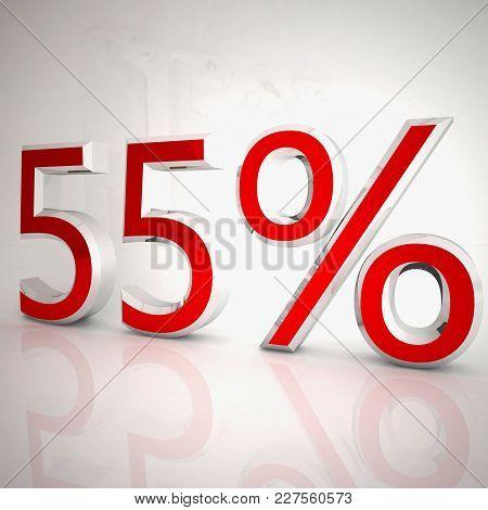55 Per Cent