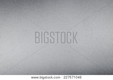 Photo Of Silvery Sparkle Texture, Background Image