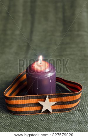 St. George Ribbon And The Candle, The Day Of Victory