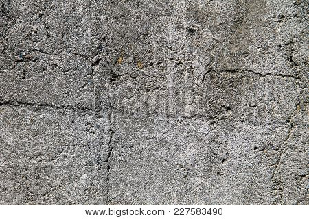 Old Grungy Concrete Wall Texture Background