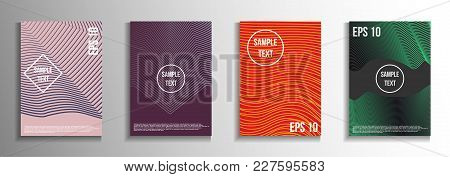 Minimum Vector Coverage. Creative Backgrounds From Abstract Lines.  Creative Background Colors.  Sui