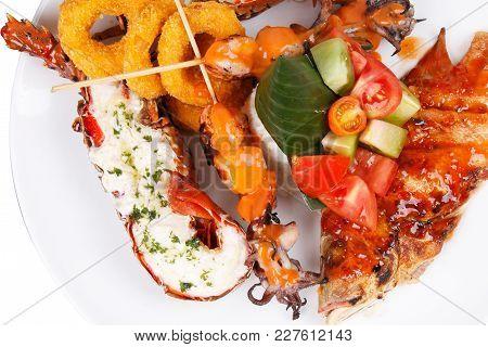 Seafood Menu, Seafood Restaurant Menu, Delicious Seafood, Healthy Seafood
