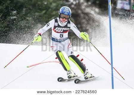 Audi Fis World Cup Ladies Slalom