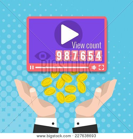 Earnings On Video Sites, Money For Watching Videos, A New Kind Of Earnings