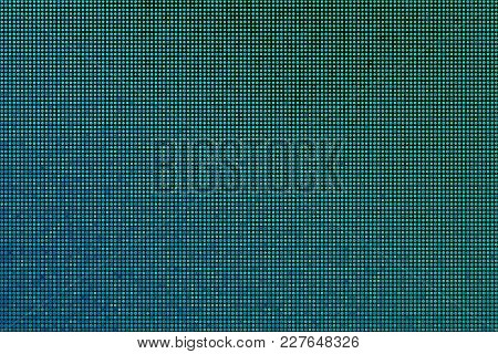 Vector Halftone Dark Color Background. Gradient Duotone