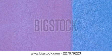 Colorful Playground Or Sports Ground Rubber Crumb Cover Grunge Background.