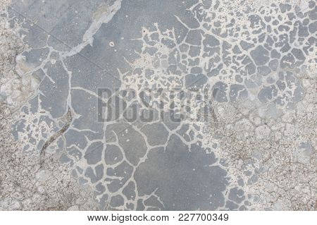 The Floor Concret For Backgrounds And Texture.