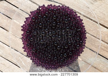 Gel Balls That Swell With Wate.
